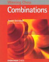 Winning Chess Combinations, Paperback by Seirawan, Yasser, Brand New, Free sh...