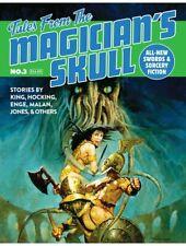 Cuentos Desde El mago de cráneo #3 DCC Goodman Games Dungeon gatear Classics