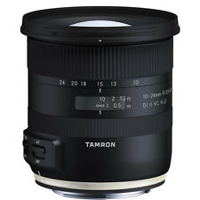Tamron 10-24mm f/3.5-4.5 Di II VC HLD Zoom Lens for Canon EOS Digital SLR Camera