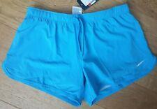 Womens Nike Running Shorts Phantom Just Do It Fitness UK L DriFit StayCool (VV)