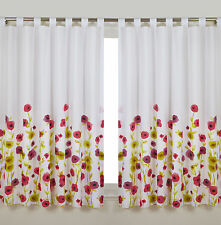 Unbranded Tab Top Curtains & Pelmets