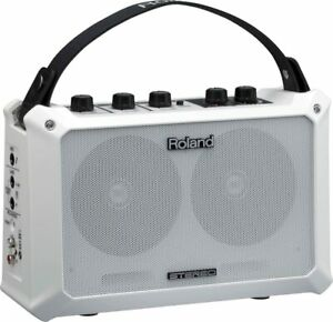 Roland Mobile-BA Battery Powered Portable Stereo Speaker with 3 Inputs & Effects
