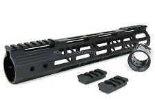 "M-LOK .223 12"" Inch MLOK Ultra-SlimLight Weight Free Float Handguard w/ 2 Rails"