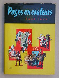 Pages en couleurs pour tous - Encyclopédie Vol. 1 -éd. Magnard Volcan Disney