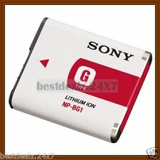 New OEM Sealed Pack NP-BG1 NPBG1 Camera Battery for Sony DSC-H9, DSC-HX5