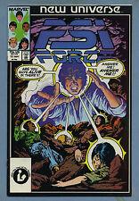 Psi-Force #11 1987 Marvel Comics New Universe