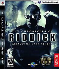 The Chronicles of Riddick: Assault on Dark Athena - Playstation 3