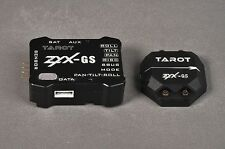 Tarot 3-axis Pan Tilt and roll stabilization Gyro system ZYX-GS