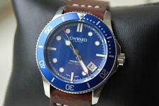 Christopher Ward 38 Trident quartz watch