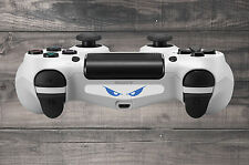 White Evil Eyes Playstation 4 (PS4) Light Bar Decal Sticker | Pack of 3