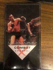 Sa032 Combat Channel X Brazilian Vale Tudo Fighting #10 Vhs mma jiu jitsu