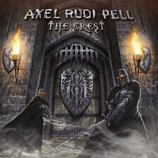 AXEL RUDI PELL - The Crest CD