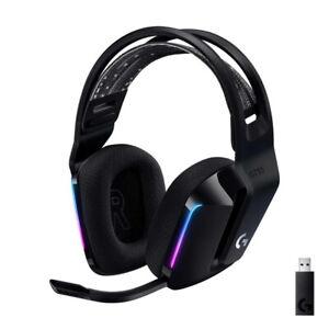 Logitech G733 Lightspeed Wireless RGB Gaming Headset - Black (Free Postage)