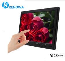 "Touch Screen Monitor 10.1"" LCD 1080P 1280x800 Display AV VGA HDMI for CCTV PS4"