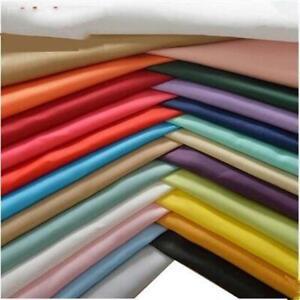 Dress Lining Fabric Anti Static Premium Dress Jacket Garment Material 150cm Wide