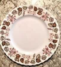 "ROYAL ALBERT - Linden Lea 8 1/4"" SALAD PLATE Made In ENGLAND FREE Shipping"