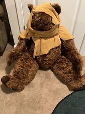 Ewok Star Wars SE Limited Edition Frito Lay Life Size Stuffed Bear