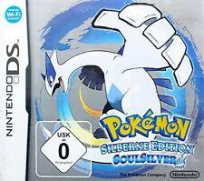 Nintendo DS Spiel - Pokemon: Silberne Edition SoulSilver DEUTSCH Modul