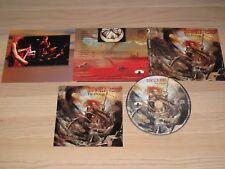 Manilla Road Digipak CD - The Deluge / Hmh CD-001 In Mint