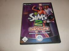 PC  Die Sims 2: Nightlife (1)