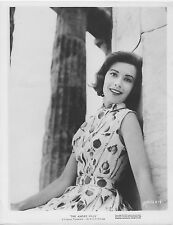 THE ANGRY HILLS original 1959 posed MGM publicity still photo ELISABETH MUELLER