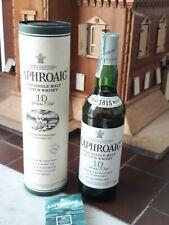 Laphroaig - Islay single malt 10 years old (old bottling) - 70cl