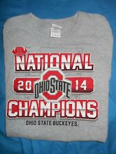 Ohio State Buckeyes 2014 National Champions Boys Large Shirt