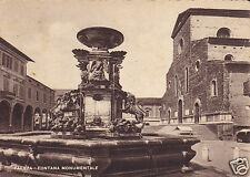 Faenza Fontana Monumentale f.g.