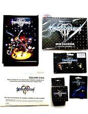 Kingdom Hearts 3 Press Kit Prensa PS3 Playstation Videojuego Retro PAL Rare
