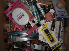 Brand name makeup cosmetics Covergirl L'Oreal NYC Revlon Maybelline More 25 Lot