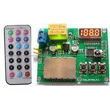 Digital RDS Coding FM Radio Receiver Module Remote RSS RDS Control 76-108Mhz