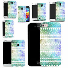 art case cover for All popular Mobile Phones - spring aztec silicone