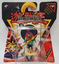 Yu-Gi-Oh Series #6 Mattel 2002 Crass Clown Collectible Figure Toy B4219 NIB