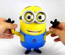 "Despicable Me 8"" Talking Action Minion Figure Dave Thinkway Toys"
