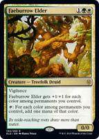 Faeburrow Elder x1 Magic the Gathering 1x Throne of Eldraine mtg card