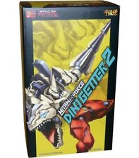 Getter Robo Dino Getter 2 Metamor-Force Action Figure Sentinel Robot Japan DISPO