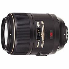 Nikon Single-Focus micro Lens AF-S VR Micro Nikkor 105mm f / 2.8 G IF-ED Full Si
