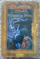 <NEW> Heroes of Steel - DragonLance - Adv Dungeons & Dragons - AD&D TSR.(SEALED)