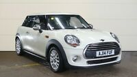 14 MINI ONE D ONLY 55K MILES SAT NAV, DRIVES NICE BUT SPARES OR REPAIR READ DESC