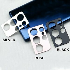Metal Camera Lens Protector for Samsung Galaxy S20 S21 Plus Ultra Note 20 Ultra