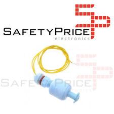 Sensor nivel liquido vertical interruptor flotador deposito piscina agua SP