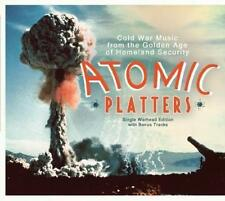 Atomic Platters: Single Warhead Edition w/bonus von Various Artists (2014)
