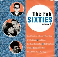 Various - The Fab Sixties Vol. 5 (CD) (2004) New