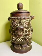 African Baule Mouse Oracle - Cote d'Ivoire - mid 20thC Tribal Art