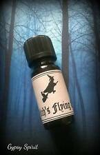 Witch's Flying Oil ointment ritual, pagan, occult, astral flight, spells, Wicca