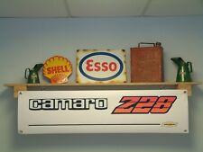 Camaro Z28 BANNER Chevrolet Workshop Garage Car show banner
