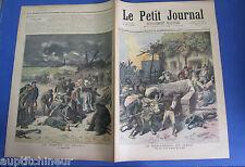 Le petit journal 1893 159 le brigandage en Italie pillage d'une maison en sicile