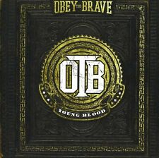Obey the Brave - Young Blood [New CD]