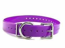 """Sparky PetCo 3/4"""" High Flex, Waterproof Replacement Square Buckle Dog Collar ..."""