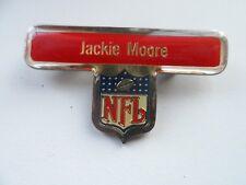 Nfl Jackie Moore Badge